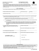 Form Ca-16 - Authorization For Injury Examination And/or Treatment