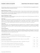 Jrotc Insurance Form - Elkin City Schools