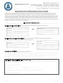 Mandatory Immunization Form - Ave Maria University