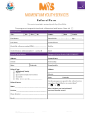 Referral Form - Imvc
