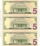 Two Dollar Bill Template Back Printable Pdf Download