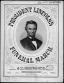 President Lincoln's Funeral March - Piano Sheet Music