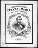 Abraham Lincoln Funeral March By Robjohn Piano Sheet Music