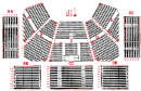 Treasure Island Event Center Seating Chart