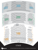 Lecture Hall Seating Chart - The University Of Texas At Dallas