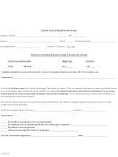Vision Screening Results Form