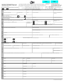 Form Std. 270 - Vehicle Accident Report