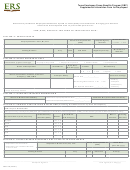 Supplemental Information Form For Employees