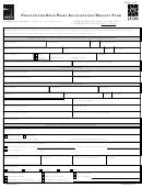 Form 61-211 - Prior Authorization Request Form