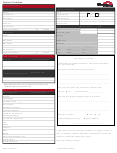 Payment Worksheet
