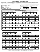 Louisiana New Hire/rehire Form - New Hire Reporting