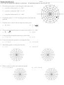 Math Review Sheet