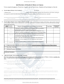 University Of Toronto Verification Of Student Illness Or Injury