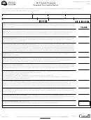personal tax credit return form