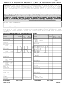 Residential Property Condition Disclosure Statement Template - Oklahoma