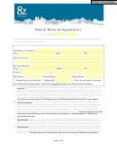 Rental Referral Agreement