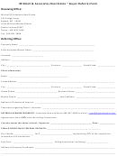 Mitchell & Associates Real Estate Buyer Referral Form