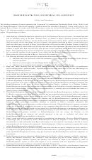 Broker Registration And Referral Fee Agreement