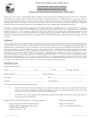 Notice Of Termination Form (not)