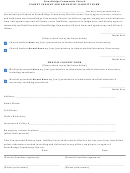 Parent Consent And Release Of Liability Form