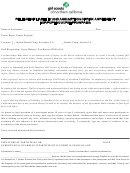 Release Of Liability And Assumption Of Risk Agreement For Ropes Course Programs
