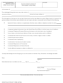 Due Diligence Affidavit Step-parent Adoption