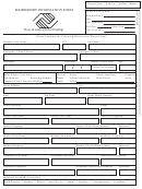 Membership Information Form