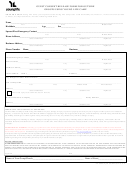 Guest Consent Release Form For Outside Groups Using Young Life Camp