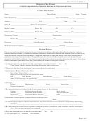 Child Comprehensive Medical Release & Permission Form