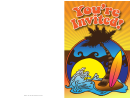 You Are Invited Beach Template