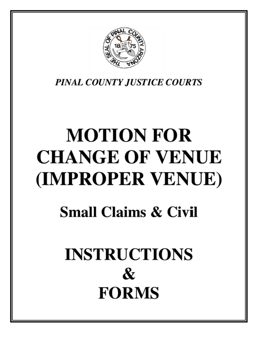 Top Change Of Venue Form Templates free to download in PDF, Word ...