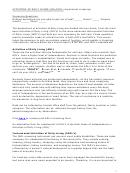 Activities Of Daily Living (adl/iadl) Impairment Screening