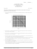 Principles Of Microeconomics Worksheet With Answer Key - Professor Dowell, Cosumnes River College