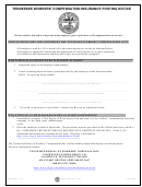 Report An Injury Contact Form