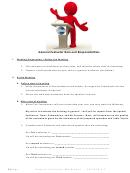General Evaluator Worksheet