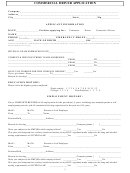 Commercial Driver Application
