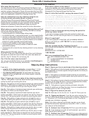Form Ds-1 Instructions - General Information - 2012