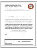 Military Discharge (dd-214) Public Record Request Form - Graham County