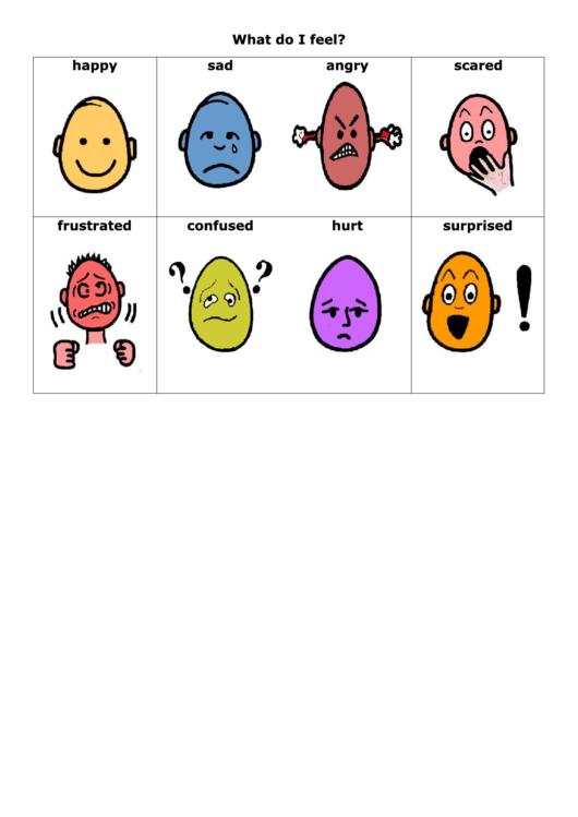 Pictoral: Emotion Picker