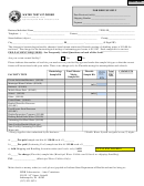 State Form 46270 - Water Test Kit Order