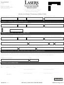 Form Msd61 - Affidavit Of Natural Tutorship Of Minor Child
