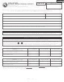 Form 104-sr - Single Return Business Tangible Personal Property(2015)