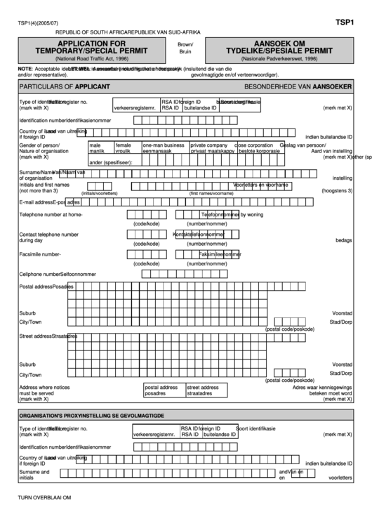 Top Tsp-1 Form Templates free to download in PDF, Word and Excel ...