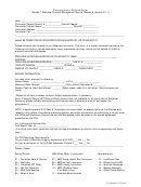 Overpayment Refund Form
