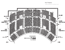 Fox Theatre Loge And Balcony Seating Chart