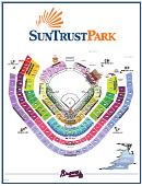 Suntrust Park Arena Seating Chart