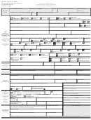 Form B-148 - Application For Vessel Registration And Certificate Of Number Decal