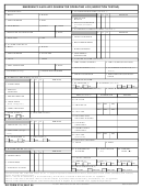 Dd Form 2744 - Emergency/auxiliary Generator Operating Log (inspection Testing)