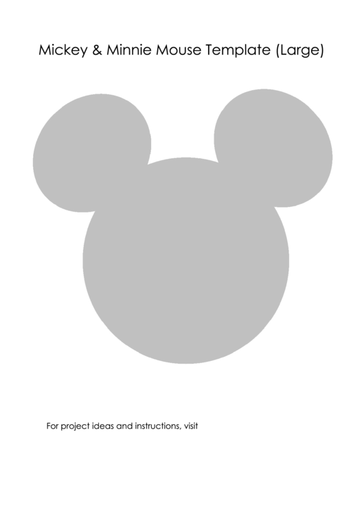 It's just a graphic of Mickey Mouse Head Printable Cutouts intended for heart silhouette