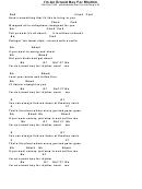 I'm An Errand Boy For Rhythm - Nat Cole